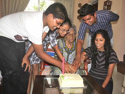 Amma's 95th Birthday